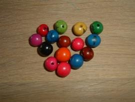 Mooie gekleurde Asaid zaden
