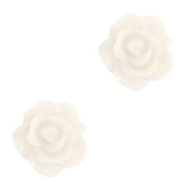 Mooie off white roosjes