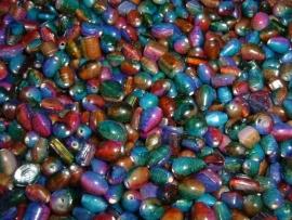 100 gram pearl multi glasmix