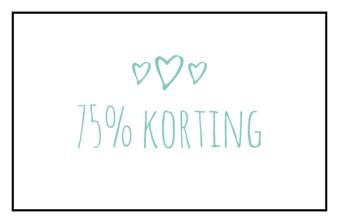 Sale 75%