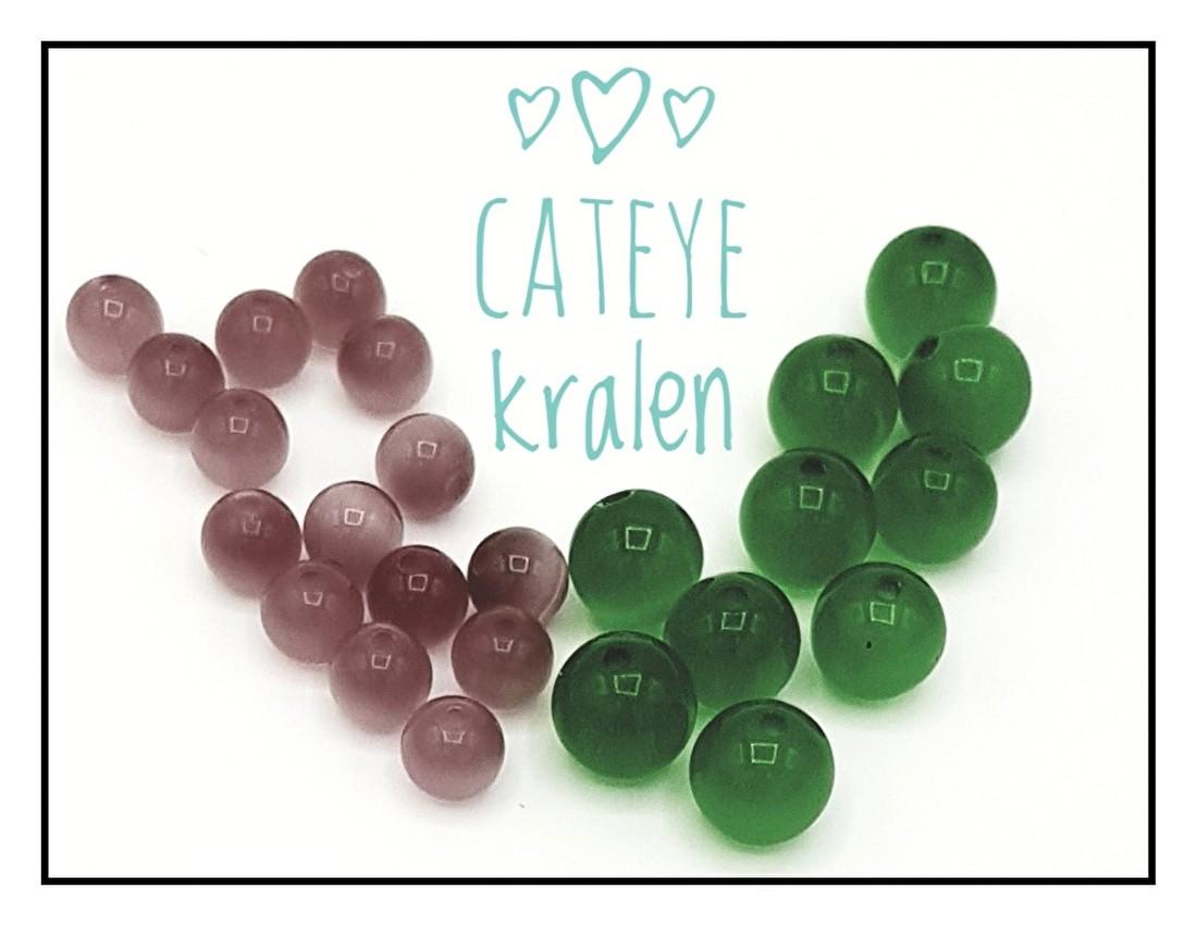 Cateye kralen