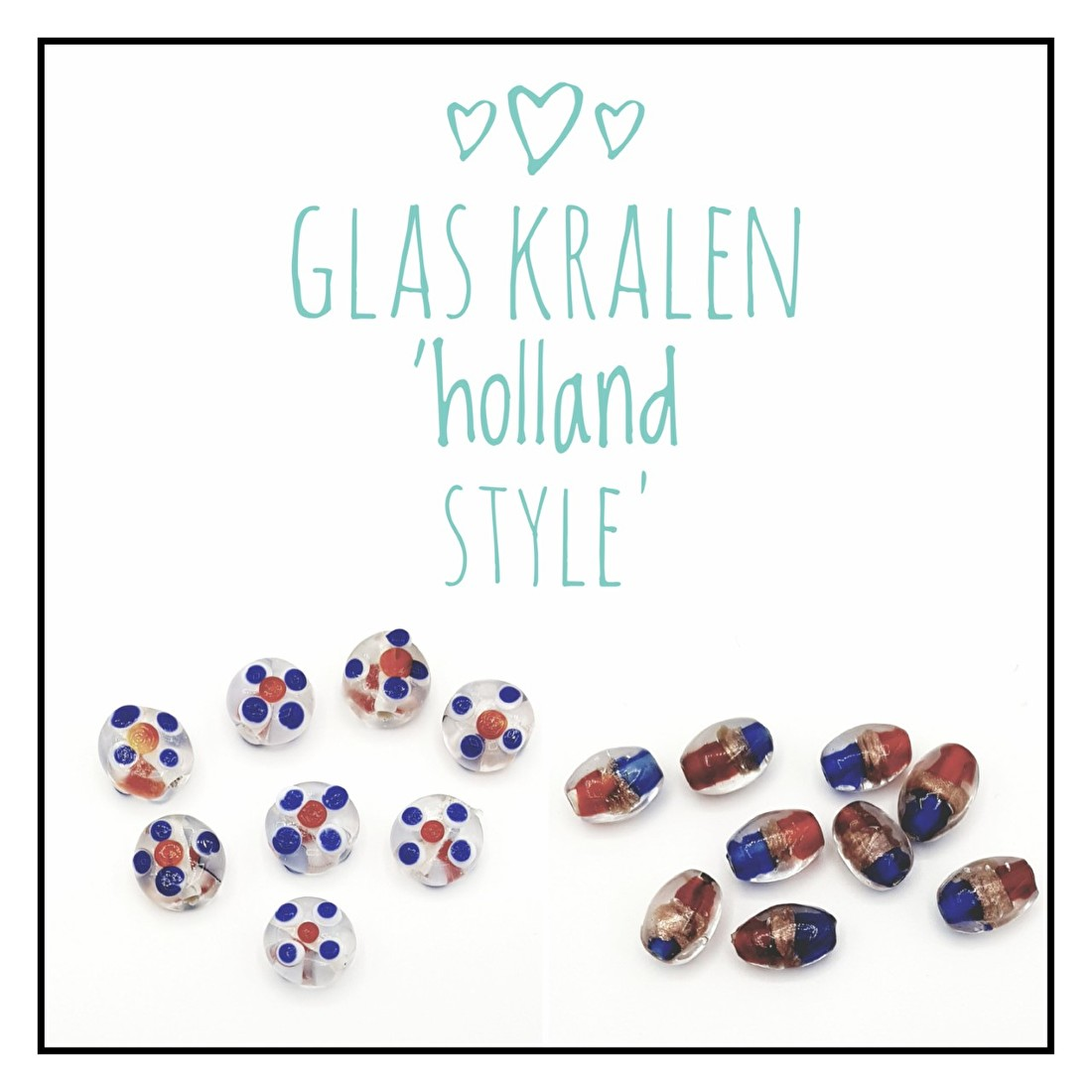Glaskralen holland