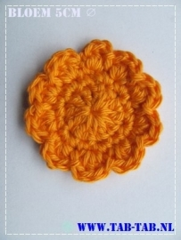 Bloem5 B12 Oranje
