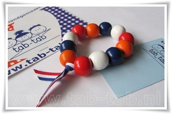 Armband Holland 001