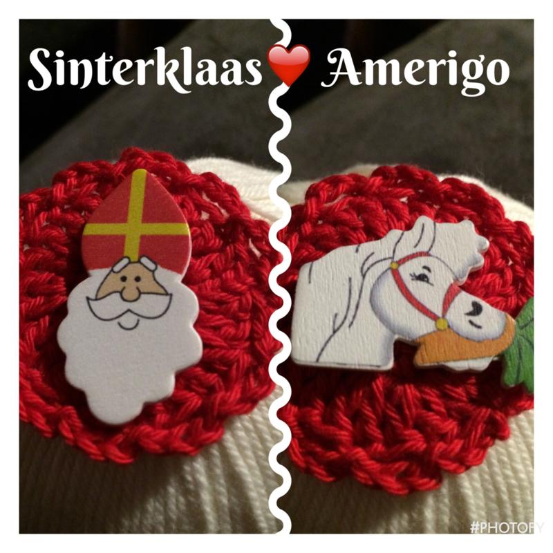 KK Sinterklaas<3Amerigo
