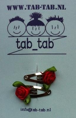 KK3 Mini Roosje rood