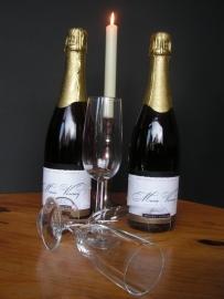 Magnum fles Crémant de Bourgogne (fles van 1,5 liter)