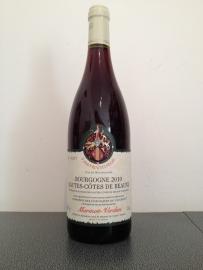 Bourgogne Hautes-Côtes de Beaune rouges 2017 (doos 6 flessen)
