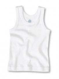 Wit hemd maat 80
