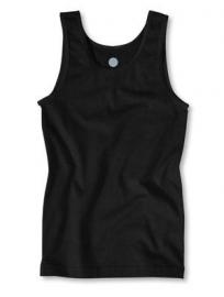 Zwart hemd 116 152