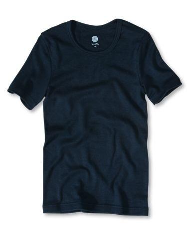 Hemd met korte mouwen van biologisch katoen