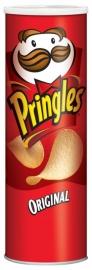 Grote Pringles met gepersonaliseerde wikkel