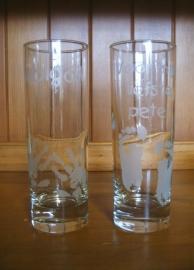 6 long drink glazen