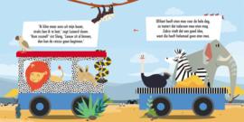 Puzzeltrein - Wilde dieren