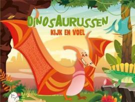 Kijk- en Voelboek  - Dinoaurussen