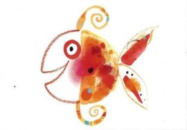 Oranje vis - Mies van Hout
