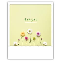 Voor jou kaart