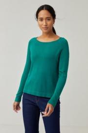 Surkana - Shirt turquoise