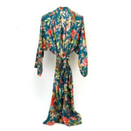Kimono  Paradise petrol - Imbarro
