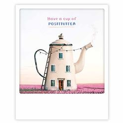Have a cup of positivity kaart