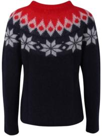 Mountain sweater navy - Danefae