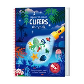 Zaklantaarnboek : Speuren naar cijfers