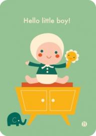 Hello little boy - Bora
