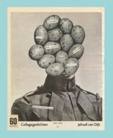60 Collagegedichten - Jehudi van Dijk