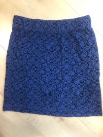 Bakery Ladies - Skirt Lace darkblue