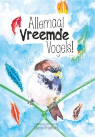 Allemaal vreemde vogels - Dianne Braafhart
