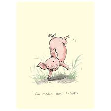 Anita Jeram - You make me happy