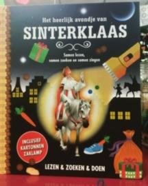 Zaklantaarnboek : Sinterklaas