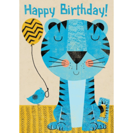 Happy birthday tijger