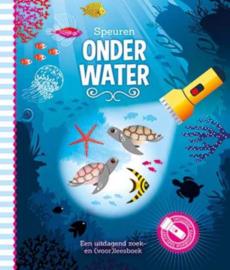 Zaklantaarnboek : Speuren onder water