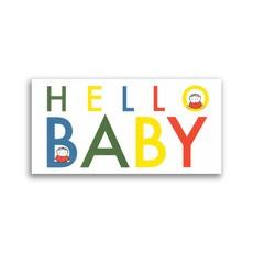 Nijntje Hello baby XXL kaart