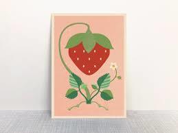Monimari - Aardbeienkaart