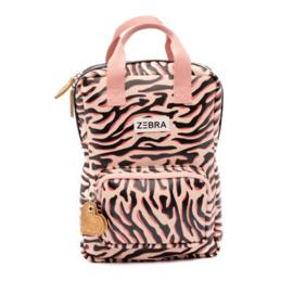 Zebra rugtas Zebra stripes pink (S)