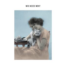 Who needs men .......