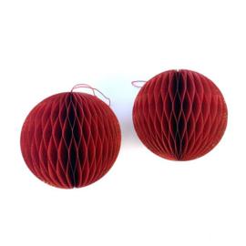 Bal hanger - rood