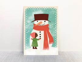 Monimari Sneeuwpop