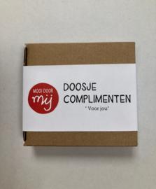 Verzend een compliment - Voor jou