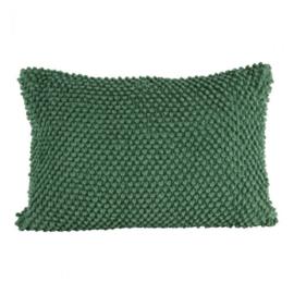 Kussen Poppy green