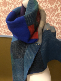 Wollen sjaal B(u)y Me - Olivia