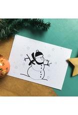 Bloom your message - Sneeuwpop
