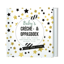 Baby's creche- & oppasboek