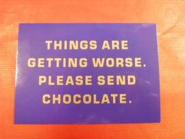 Chocola graag !