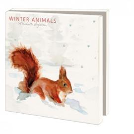 Winterdieren - Michelle Dujardin