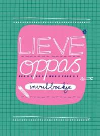 Lieve oppas - uitgeverij Snor