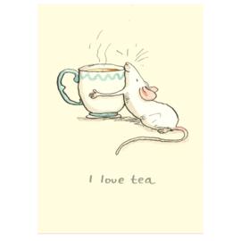 I love tea - Anita Jeram