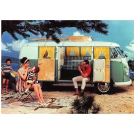 Lekker op vakantie met de camper kaart